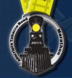 Tobacco Road Medal
